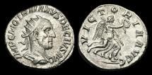 Ancient Coins - AN-JKTT - Unpublished TRAJAN DECIUS? - AR Antoninianus, ca.250AD.            EXTREMELY RARE