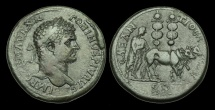 Ancient Coins - IM-JKQF - CARACALLA - Pisidia, Antioch, AE34, ca.198-217AD.