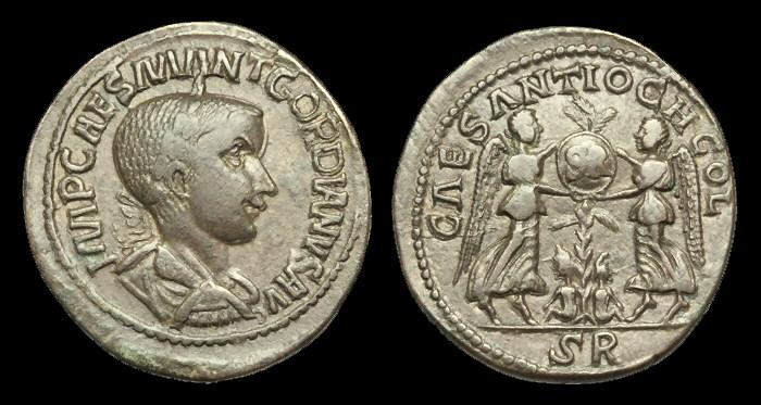 Ancient Coins - IJ-230 - GORDIAN III - Pisidia, Antioch, AE34, c238-44AD.....MEDALLIC.....