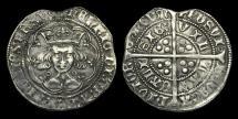 World Coins - LN-PFKU - HENRY VI - Annulet Iss. Groat, ca.1422-27AD.