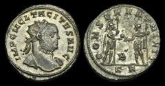Ancient Coins - AN-TFPW - TACITUS - AE Tin Antoninianus, ca.275-6AD.        NICE BUST !