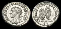 Ancient Coins - IM-TFPD - PHILIP II - Syro -Phoenician, Antioch, Billon Tetradrachm, ca.248AD.