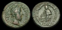 Ancient Coins - IM-KFUU - MARCUS AURELIUS - PONTOS, Amaseia. - AE27