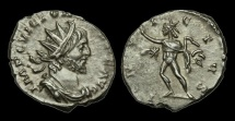 Ancient Coins - AN-TFWJ - VICTORINUS - AE Antoninianus, ca.270-1AD.