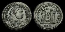 Ancient Coins - LT-KWUB - DIOCLETIAN SENIOR AVG - AE Follis, ca.311AD.                        VERY-RARE