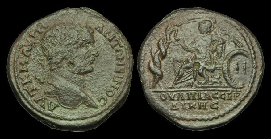Ancient Coins - IM-TTWT - CARACALLA - Thrace, Serdica AE29, ca.198-217AD
