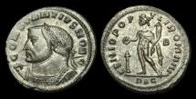 Ancient Coins - LT-PUTU - CONSTANTIUS I CAESAR - AE Tin Follis, ca.301-3AD.                BUST !!