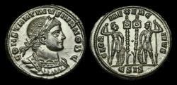 Ancient Coins - LT-JPKW - CONSTANTIUS II as CAESAR AE3/4, ca.330-3AD.