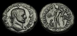 Ancient Coins - LT-PPWB - DOMITIUS DOMITIANUS AE Follis, c296AD.                                  RARE