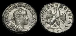 Ancient Coins - IM-KDTF - TREBONIANUS GALLUS - Syro-Phoencian, Antioch. Billon Tetradrachm, ca.251AD.