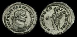 Ancient Coins - LT-JBTP - DIOCLETIAN - AE Follis, ca.300AD.          SUPER BUST for LONDON