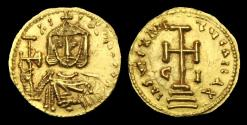 BY-JFTQ - NICEPHORUS I - Gold Solidus, ca.802-11AD.      EXTREMELY RARE