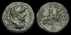 Ancient Coins - IM-QPQU - SEPTIMIUS SEVERUS - MOESIA INFERIOR, Tomis, AE Tetrassarion, ca.193-211AD.