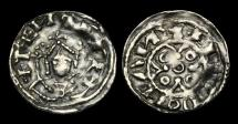 Ancient Coins - NO-JDFB - HENRY I - Annulet + Piles type Penny, ca.1105AD, VERY-RARE