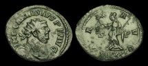 Ancient Coins - AN-DTFK - CARAUSIUS - AE Antoninianus, ca.290-2AD.