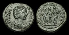 Ancient Coins - IM-KPDT - JULIA DOMNA - Moesia Inferior, Marcianopolis AE23, ca.193-217AD