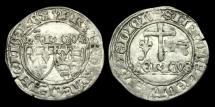 World Coins - AG-WTQB - HENRY VI - AR Grand blanc aux ecus, ca.1422AD>  Saint-Lô