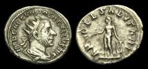 Ancient Coins - AN-FJQT - TREBONIANUS GALLUS - AR Antoninianus, ca.253AD.