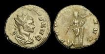 Ancient Coins - AN-FDWD - CLAUDIUS GOTHICUS AE Antoninianus, ca.268-70AD.
