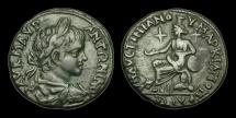 Ancient Coins - IM-TFPK - CARACALLA - MOESIA INFERIOR, Marcianopolis, AE25, ca.198-217AD.