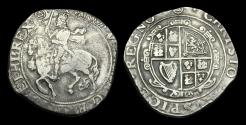 World Coins - ST-PBWF - CHARLES I - Tower Halfcrown Ty. IV, 1641-3.