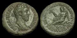 Ancient Coins - IM-JBKQ - MARCUS AURELIUS - Augusta Traiana, Thrace. AE29, ca.161-80AD