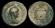 Ancient Coins - IM-JKTW - ELAGABALUS - Pheonicia, Berytus, AE30, ca.218-22AD.