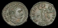 Ancient Coins - LT-PBFQ - Unlisted CONSTANTINE I - AE Follis, ca.311-2AD.           Incorrect reverse, VERY-RARE