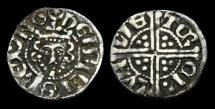 World Coins - HE-PQUT - HENRY III Long Cross Voided Penny Cl.1b. London.