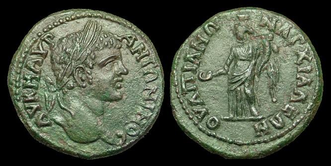 Ancient Coins - IJ-192 - CARACALLA - Thrace, AE27, c198-217AD.....Ex. I Jones collection.....