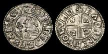 World Coins - SA-DPTD - AETHELRED II CRVX Penny, ca.991-7AD. London