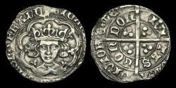 Ancient Coins - LN-PFPJ - RICHARD III - Groat, ca.1483-5AD.   SCARCE