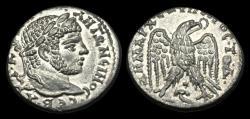 Ancient Coins - IM-FQFT - CARACALLA- Syro-Phoenician, Antioch Billon Tetradrachm,ca.215-7AD.