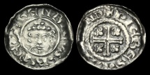 Ancient Coins - SX-BWFD - HENRY II - Short-X Penny Cl.2b, ca.1189-90AD.