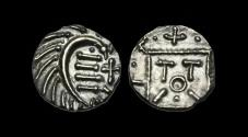 World Coins - SS-JKTQ - 'PORCUPINE' E Ty. A/A - AR Sceat