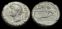 Ancient Coins - IM-DJPJ - HADRIAN - Egypt, Alexandria, Billon Tetradrachm, LK = Yr. 20 = 135/6AD.