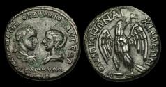 Ancient Coins - IM-PTBB - GORDIAN III + TRANQUILLINA - Thrace, Anchialus. AE25, ca.241-244AD.