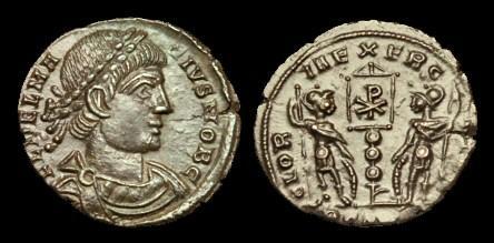 Ancient Coins - LT-DQWF - DELMATIUS AE4, c336AD, c16mm, c1.3g.