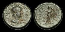Ancient Coins - IM-UDDP - VESPASIAN JUNIOR CAESAR - IONIA, Smyrna, AE18.               EXTREMELY-RARE