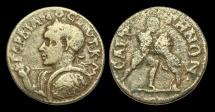 Ancient Coins - IM-KUFDa - GORDIAN III - Lydia, Saitts, AE23, ca.238-44AD.