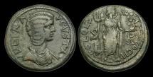 Ancient Coins - IM-BFPD - JULIA DOMNA - Pisidia, Antochia, AE 33, ca.193-217AD.