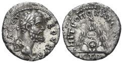 Ancient Coins - Cappadocia, Caesarea-Eusebia. Septimius Severus. 193-211 AD. AR Drachm (3.10 gm, 19mm). Dated RY 2 (193/4 AD). Sydenham, Caesarea 388