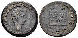 Ancient Coins - Spain, Italica, Tiberius, 14-37 AD, AE 28mm (13.30 gm). RPC 65