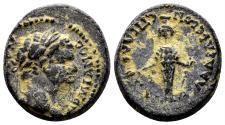 Ancient Coins - Lydia. Philadelphia. Domitian. 91-96 AD. AE 18mm (4.96 gm). RPC II 1334