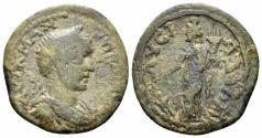 Ancient Coins - Phrygia, Lysias. Gordian III. 238-244 AD. AE 25mm (6.34 gm). RPC VII 724; SNG von Aulock 3882