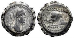 Ancient Coins - Seleukid Kingdom. Antiochos IV Epiphanes. 175-164 BC. Ake-Ptolemaïs mint. SNG Spaer 1037