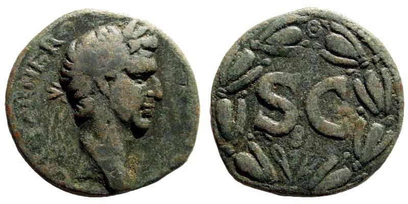 Ancient Coins - Syria, Seleucis and Pieria. Antioch. Nerva. 96-98 AD. AE 26mm (10.42 gm). Lindgren 1973