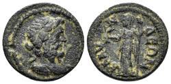 Ancient Coins - Lydia, Blaundos. 3rd century AD. AE 19mm (3.79 gm). BMC 58