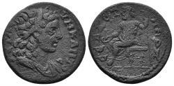 Ancient Coins - Phrygia, Sebaste. 2nd century AD. AE 23mm (5.74 gm). BMC 14