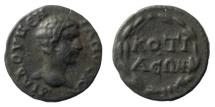 Phrygia, Cotiaeum. Diadumenian Caesar, 217-218 AD. AE 17mm (1.86 gm). SNG von Aulock 3783
